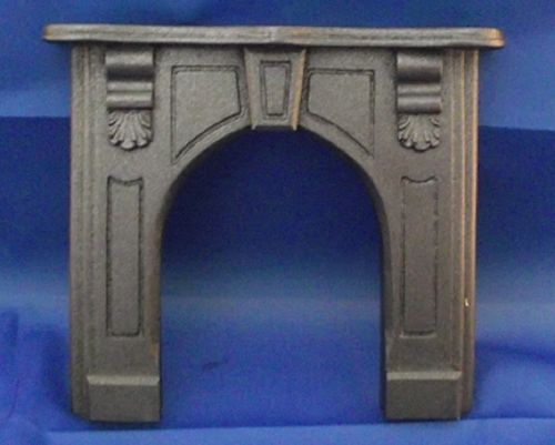 New England F7C Fireplace Surround