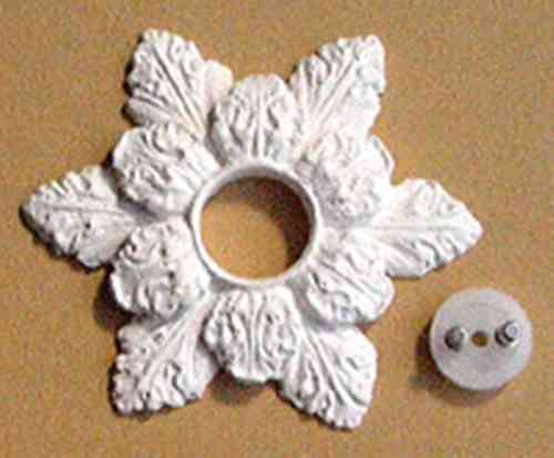 Victorian ceiling rose  CR13