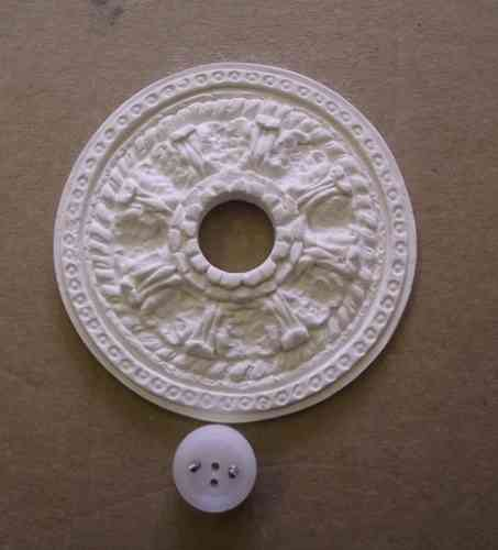 Georgain Ceiling Rose SW  CR 05