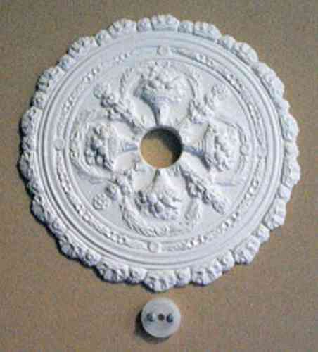 Georgian ceiling rose  CR 17