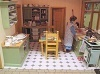 Dolls house kitchens