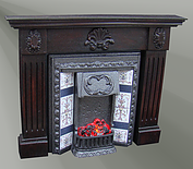 Dolls House Fireplaces Information