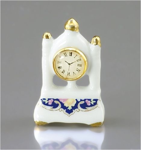 Mantlepiece clock 1.804 Reutter Miniatures