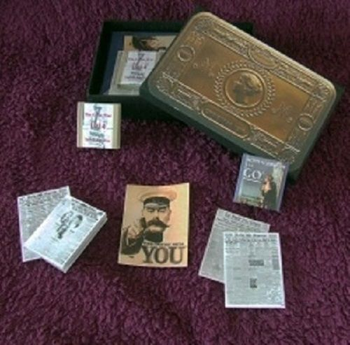 World War One Commemoration Box