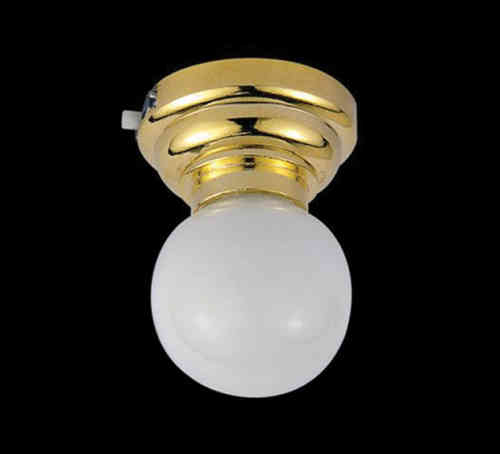 Ceiling Globe Light (Battery included) DE 312