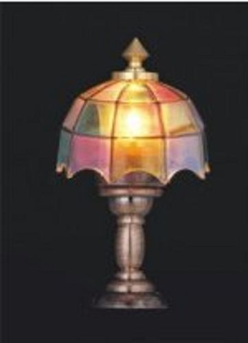 Coloured tiffany table lamp LT 1012