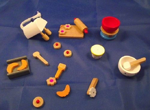 Accessories baking 22pc 51851