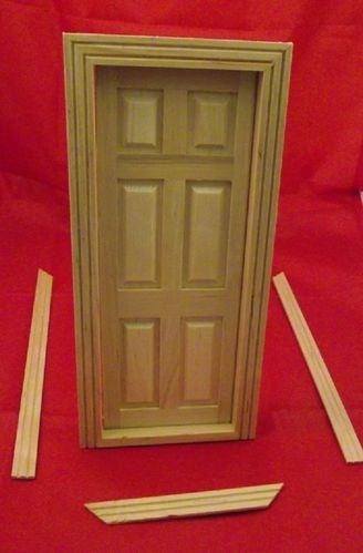 Interior door 6 panel178mm x 75 DIY 001 X 1