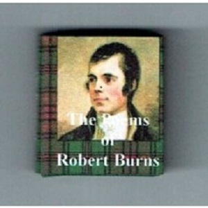 Collected Poems of Robert Burns 1796 Small