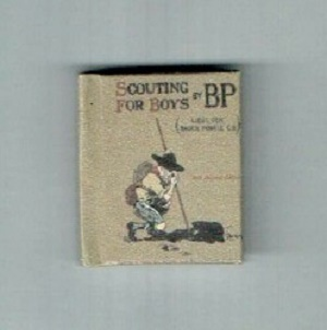 Scouting for Boys 1908