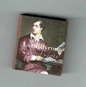 Collected Poems of Lord Byron 1824 Small