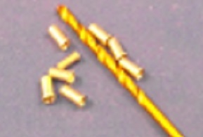 Grip Contact EC 08 Pack 6 and Drill piece 1.8mm 1/24th