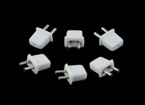 Male plugs x 6  1/24th