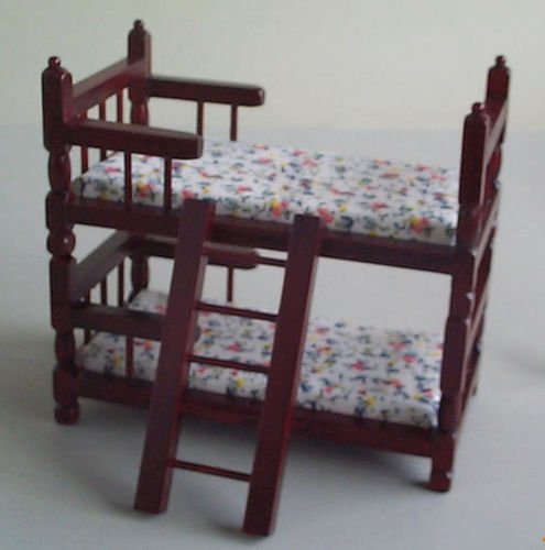Bunk bed Mahog DF 251