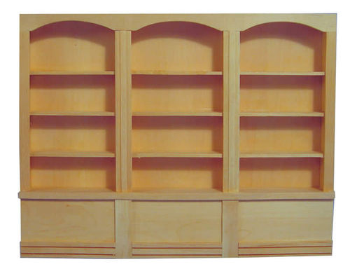 Triple shelf Bare Essentials Furniture BEF 060