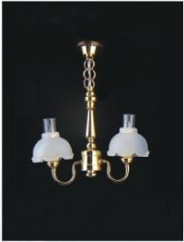 Fluded Chandelier 2 UP LT 6002