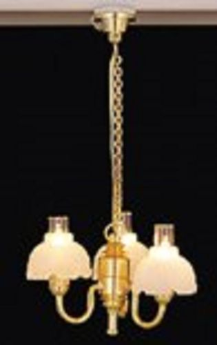 Shade Chandelier 3 up LT 6017