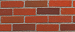 Multi Red  Brickslips x 500 L1011 M