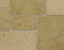 Random Yellow  Sandstone flags S 5009 YS