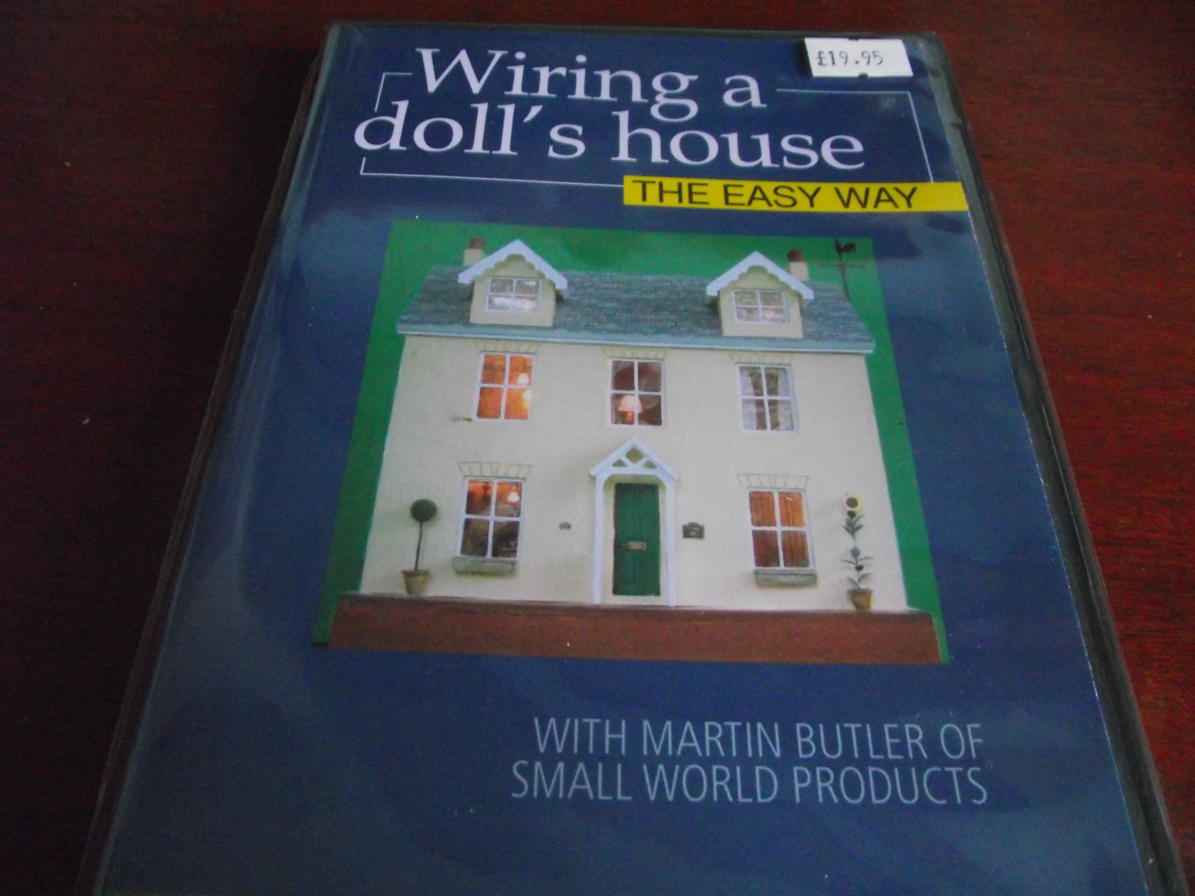 Wiring A Dollhouse For Lights Doll House